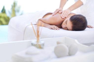 Benefícios da massagem para a saúde