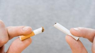 Tratamento caseiro para parar de fumar