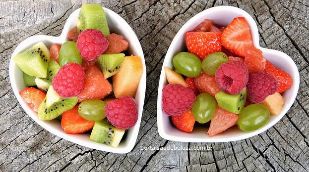 Quais frutas são antioxidantes