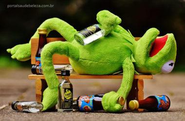 Memórias perdidas com amnésia alcoólica não podem ser lembradas