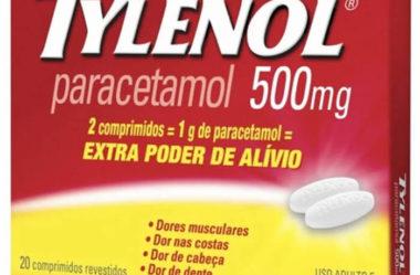Conheça os efeitos colaterais do Paracetamol