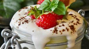 Benefícios do iogurte para a saúde