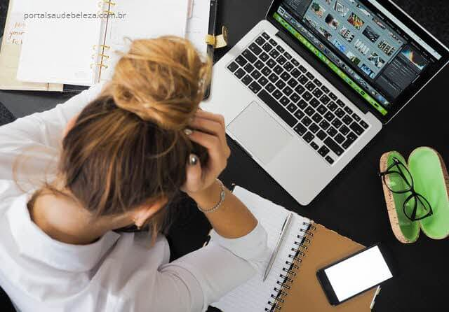estresse no trabalho síndrome de Burnout