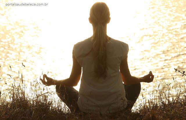 Benefícios da meditação para a saúde