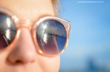 Como o sol pode prejudicar nossos olhos?