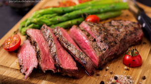 Como saber se a carne está segura para comer?