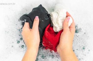 Como lavar as roupas na pandemia de coronavírus