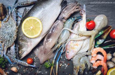 Intoxicações causadas por peixes e mariscos